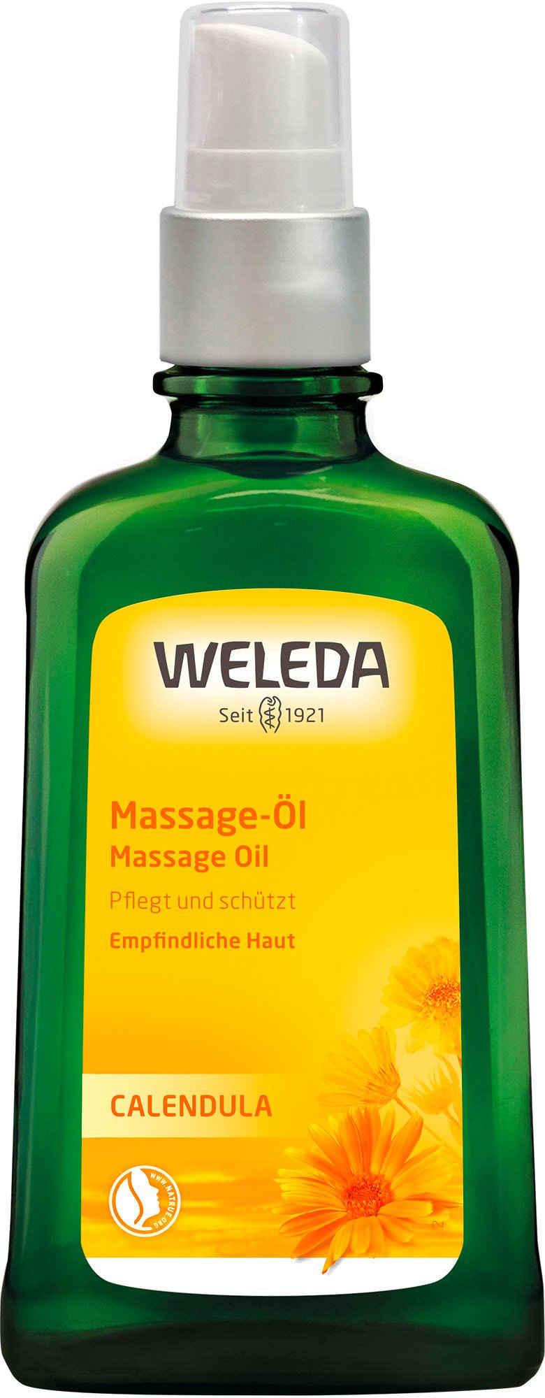 WELEDA Massageöl »Calendula«