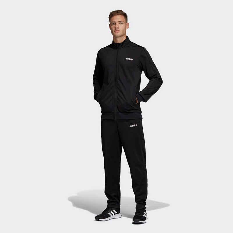 adidas Performance Sweatjacke »Essentials Basics Trainingsanzug«
