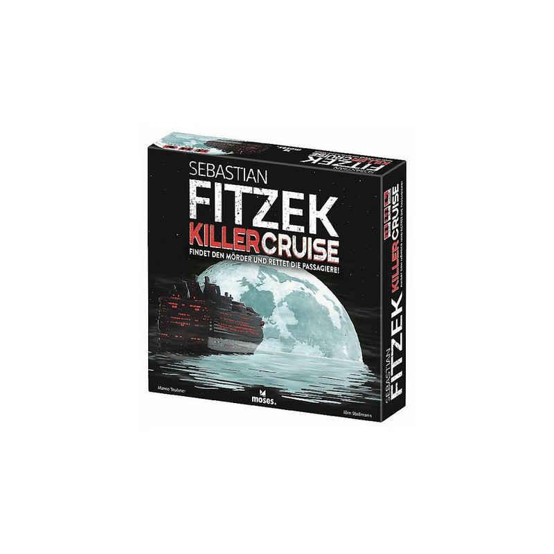 moses Spiel, »Sebastian Fitzek KillerCruise (Spiel)«