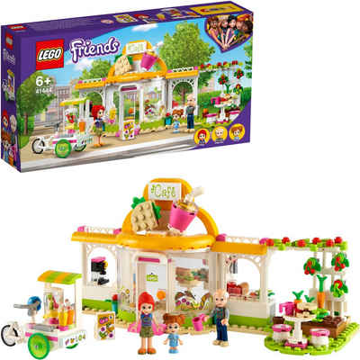 LEGO® Konstruktionsspielsteine »Heartlake City Bio-Café (41444), LEGO® Friends«, (314 St), Made in Europe
