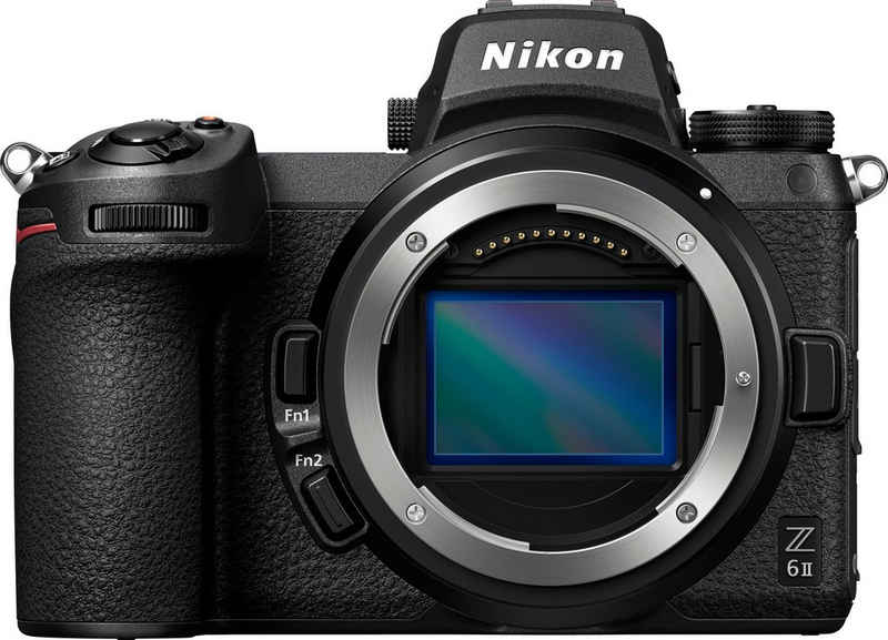 Nikon »Z 6II« Systemkamera-Body (24,5 MP, WLAN (Wi-Fi), Bluetooth)