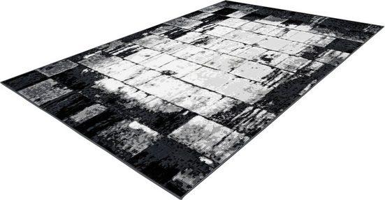 Teppich »Lissy 425«, calo-deluxe, rechteckig, Höhe 10 mm, Kurzflor, Wohnzimmer