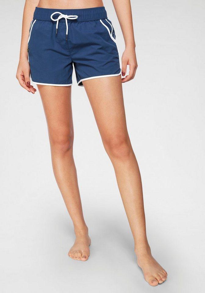 Bademode - Ocean Sportswear Boardshorts »Maritime« mit reflektierendem Druck ›  - Onlineshop OTTO