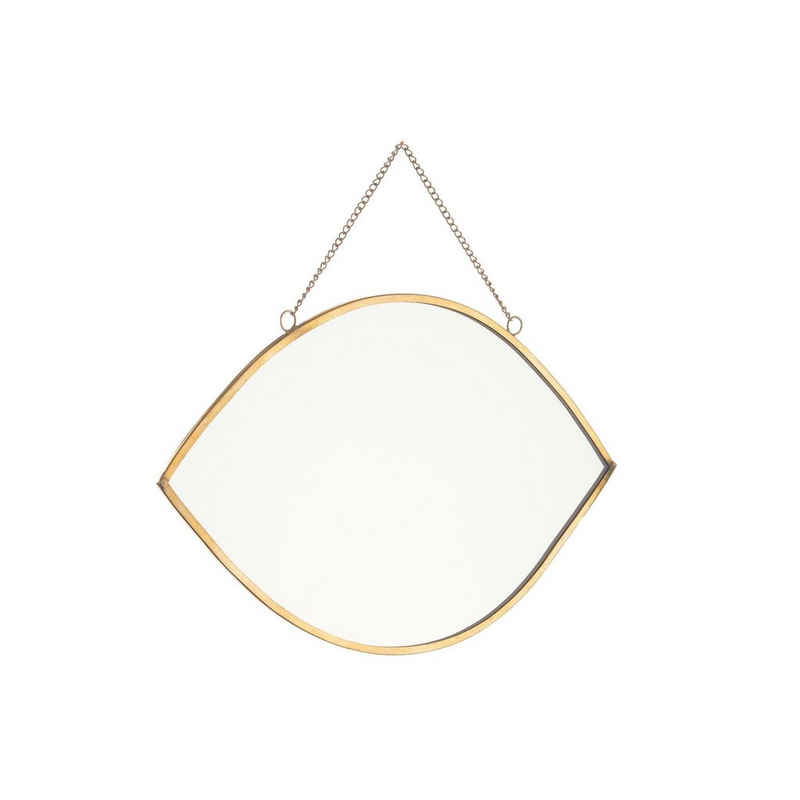 BUTLERS Wandspiegel »CARAT Spiegel Augenform L 27 x B 17cm«