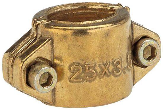 GARDENA Schlauchschelle »07211-20«, Messing für 25 mm (1)