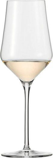 Eisch Weißweinglas »Sky SensisPlus« (4-tlg), bleifreies Kristallglas, 380 ml