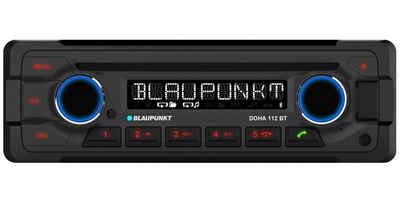 Blaupunkt Audio-System (BLAUPUNKT Dubai 324 DAB BT - 24Volt 24 V, Bluetooth, DAB+ inkl. Antenne, CD, MP3, USB Autoradio für LKW usw)