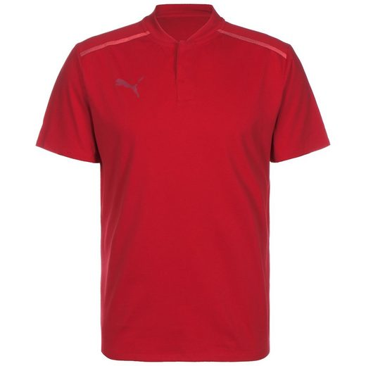 PUMA Poloshirt »Teamcup Casuals«