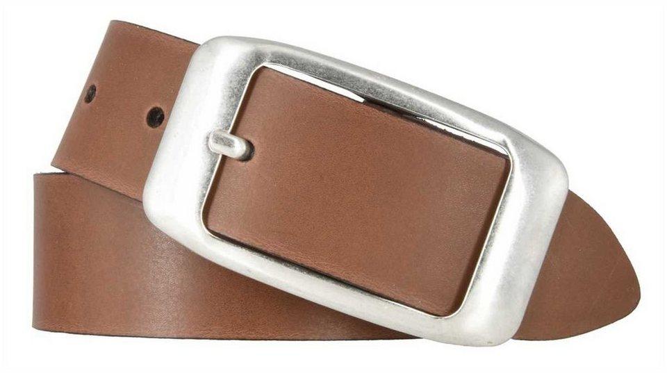 Mytem Gear Gürtel schwarz 35 mm mit Edelstahlschließe Ledergürtel Leather Belt