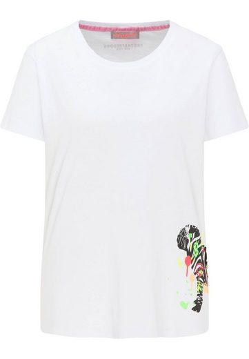 Frieda & Freddies Print-Shirt »Baumwoll-T-Shirt«