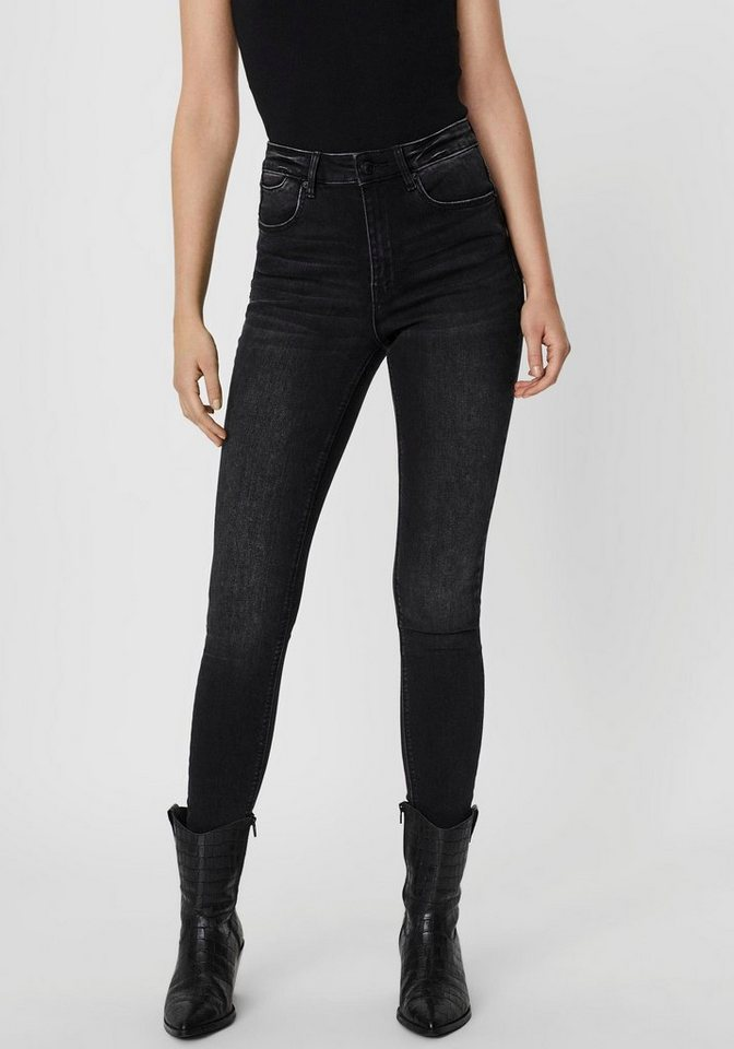 vero moda -  High-waist-Jeans »VMSOPHIA«
