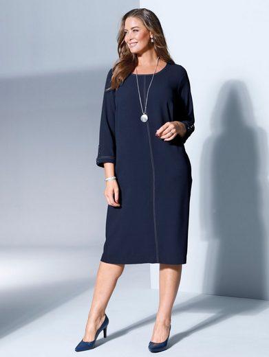 MIAMODA Kleid aus edler Crepe-Ware