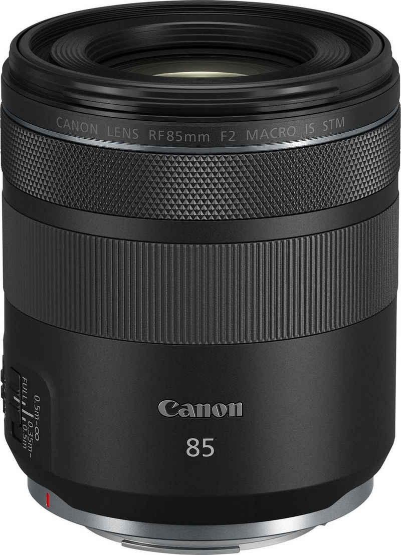 Canon »RF 85MM F2 MACRO IS STM« Objektiv