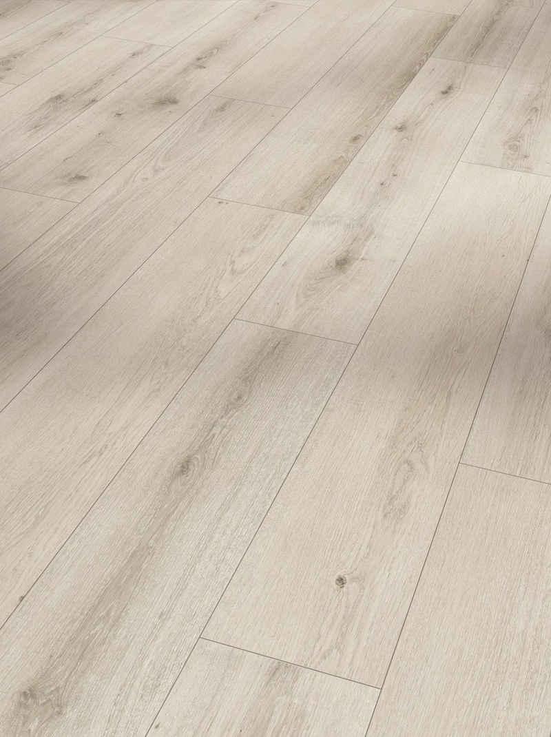PARADOR Designboden »Modular ONE«, Packung, Eiche Urban weiß gekälkt, 194x1285x8 mm, 2,493 m²