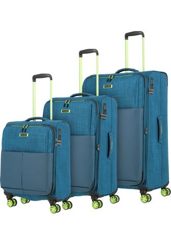travelite Trolleyset »Proof« 4 ratukai (Set)