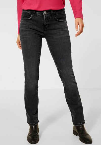 STREET ONE Stretch-Jeans »Style Iowa« im klassischen 5-Pocket-Style