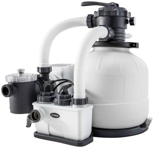 Intex Sandfilteranlage »Krystal Clear CG-26675«, mit Salzwasser-System, 7900 l/h