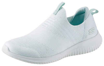 Skechers »Ultra Flex - Candy Cravings« Slip-On Sneaker mit feinem Glitzer