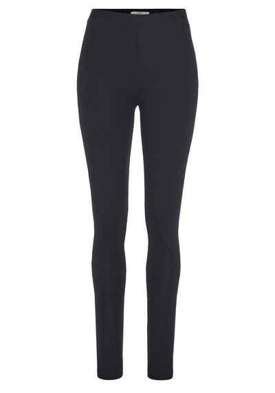 Esprit Leggings aus hochwertigem Stretch-Jersey für eine perfekte Passform