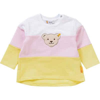 Steiff Sweatshirt »Baby Sweatshirt für Mädchen«