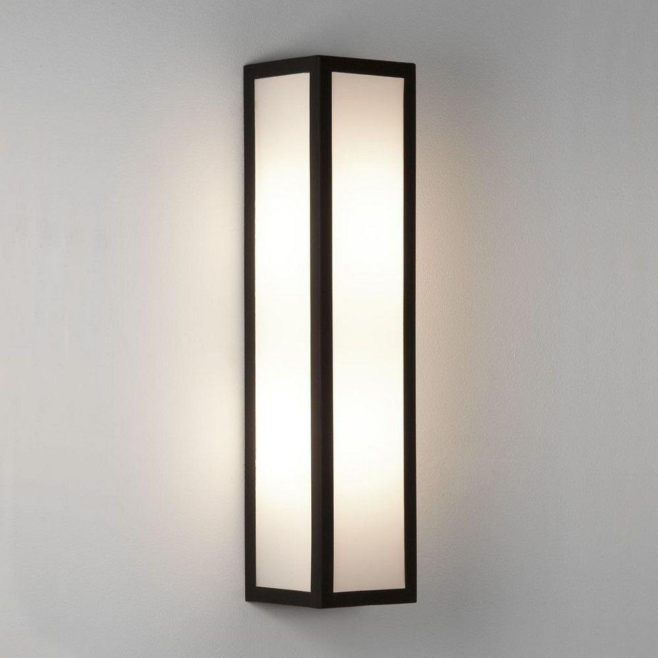 click licht Spiegelleuchte »LED Wandleuchte Salerno in Schwarz 20W 20lm  IP20«, Badezimmerlampen, Badleuchte, Lampen für das Badezimmer online  kaufen   ...
