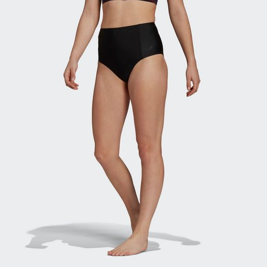 adidas Performance Badeanzug »High-Waisted Bikinihose«