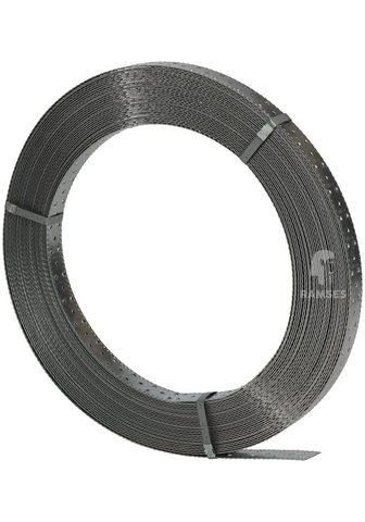 RAMSES Lochband 40x15 mm Stahl sendzimirverzi...