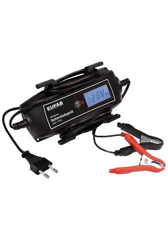 EUFAB Batterie-Ladegerät (4000 mA 6/12 V)