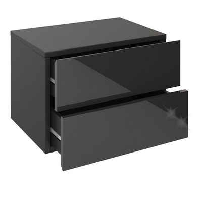 CARO-Möbel Hängeregal »ANNI«