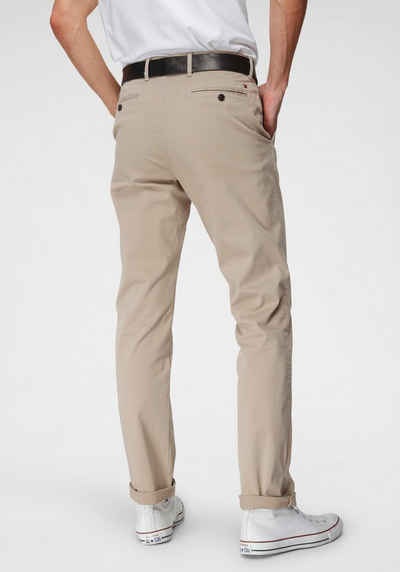 TOMMY HILFIGER Chinohose »MERCER TH FLEX SATIN CHINO GMD« online kaufen | OTTO