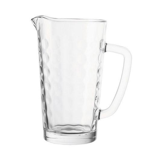 LEONARDO Wasserkrug »Krug Optic«, (1-tlg)