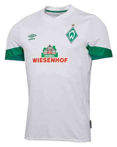 Umbro Fußballtrikot »SV Werder Bremen Auswärtstrikot 2021/22«