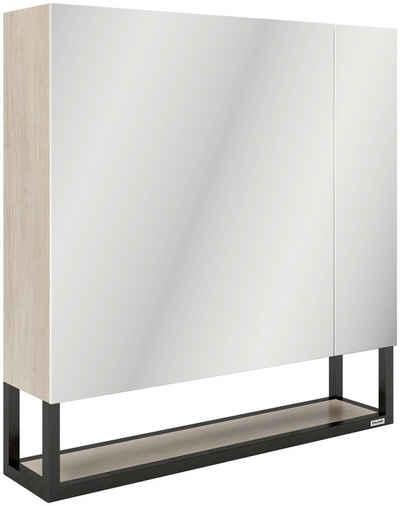 PLAYBOY Badezimmerspiegelschrank »JACLYN« Breite: 73 cm