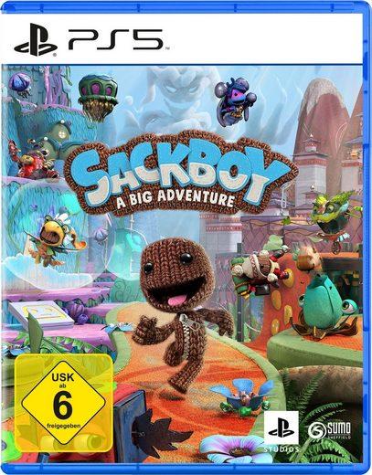 Sackboy: A Big Adventure PlayStation 5
