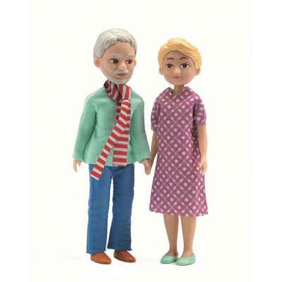 DJECO Puppenhausmöbel »Puppenhaus - Die Großeltern«
