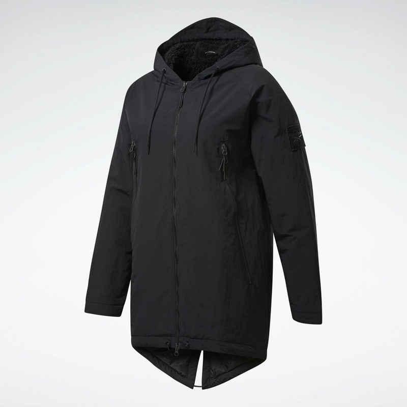 Reebok Outdoorjacke »Outerwear Urban Fleece Parka«