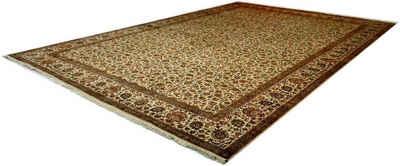 Seidenteppich »Allover 999x5«, Kayoom, rechteckig, Höhe 10 mm, Einzelstück mit Zertifikat, Wohnzimmer
