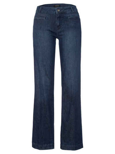 MORE&MORE Bootcut-Jeans (1-tlg)