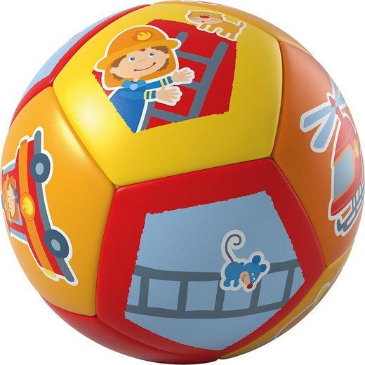 Haba Rasselball »HABA 304596 Babyball Feuerwehr«