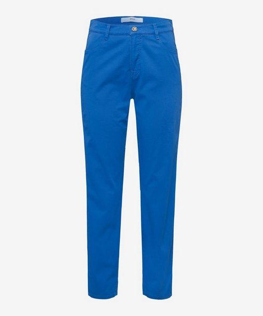 Hosen - Brax 5 Pocket Hose »Style Caro S« › blau  - Onlineshop OTTO