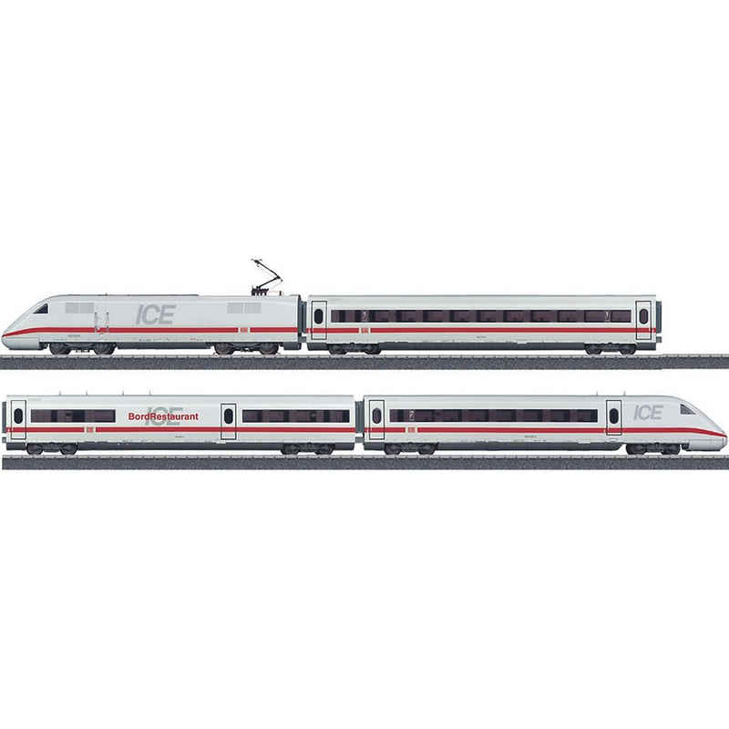 Märklin Modelleisenbahn-Set »Märklin 36712 Start Up - Zugpackung ICE 2, DB AG,«