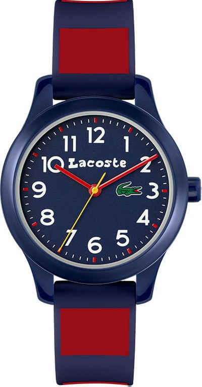 Lacoste Quarzuhr »LACOSTE.12.12 KIDS, 2030035«