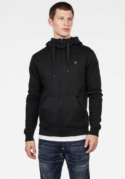 G-Star RAW Kapuzensweatjacke »Premium Basic Hooded Zip Sweater«