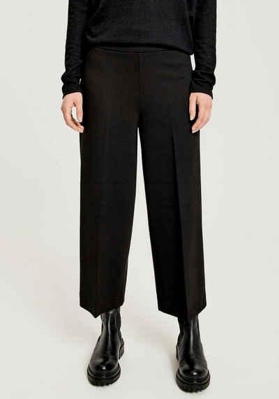 OPUS Culotte »Misha soft« mit seitlichem Zipper