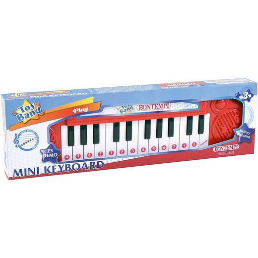 Bontempi Spielzeug-Musikinstrument »Tisch-Keyboard mit 24 Tasten«