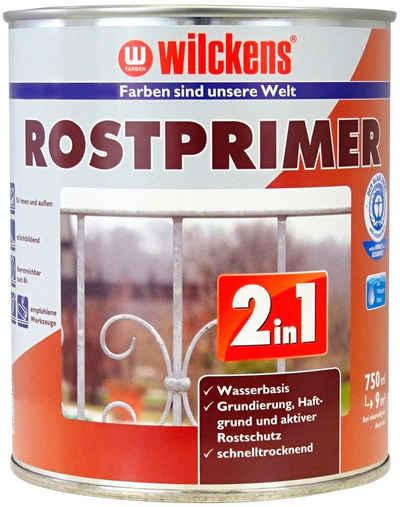 Wilckens Farben Lasur »2in1 Rostprimer«, Schadstoff-&Lösungsmittelarm