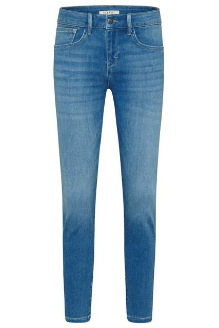 Hosen - bugatti 5 Pocket Jeans in einer coolen Optik › blau  - Onlineshop OTTO