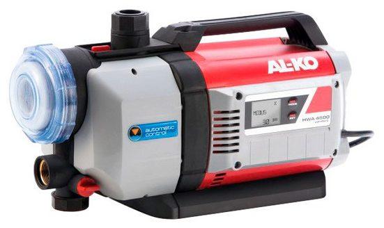 AL-KO Hauswasserwerk »HWA 4500 Comfort«, 4.500 l/h max. Fördermenge