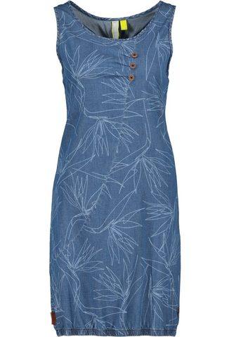 Alife & Kickin Alife & Kickin džinsinė suknelė