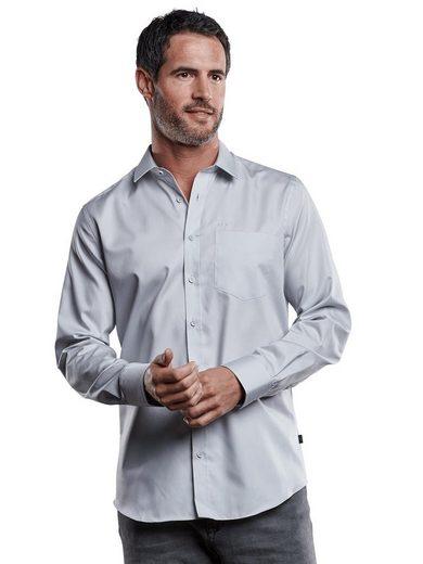"Engbers Langarmhemd »""My Favorite"" Hemd in saisonaktueller Farbe«"